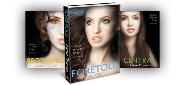 Foretold (Daughters of Saraqael Trilogy Book Three)