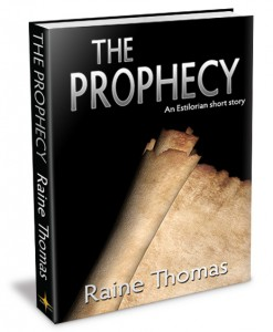 The Prophecy, an Estilorian short story for young adults