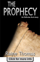 The Prophecy, a free Estilorian short story by Raine Thomas