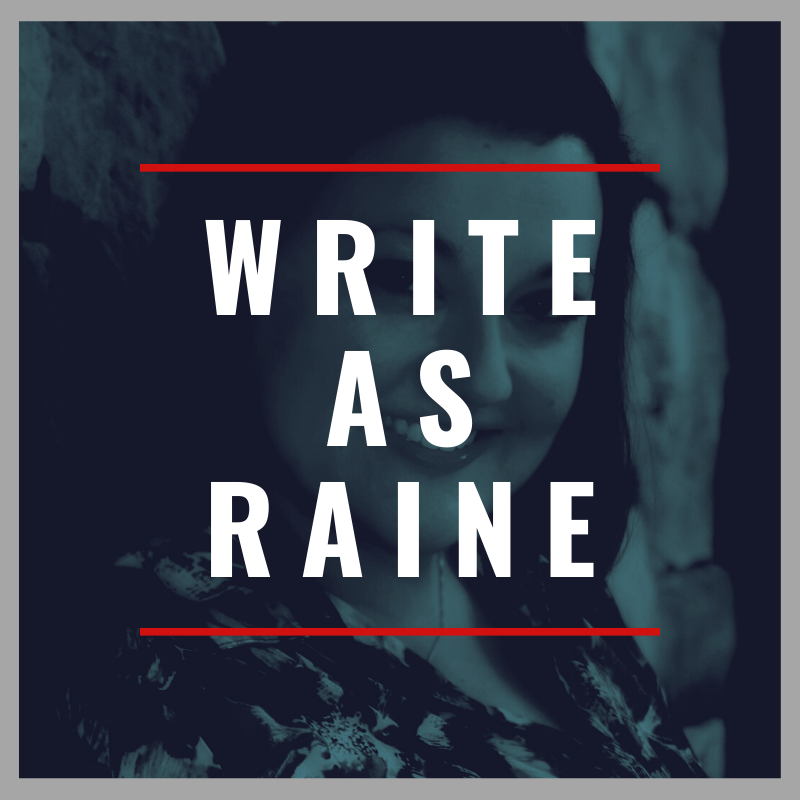 Write as Raine