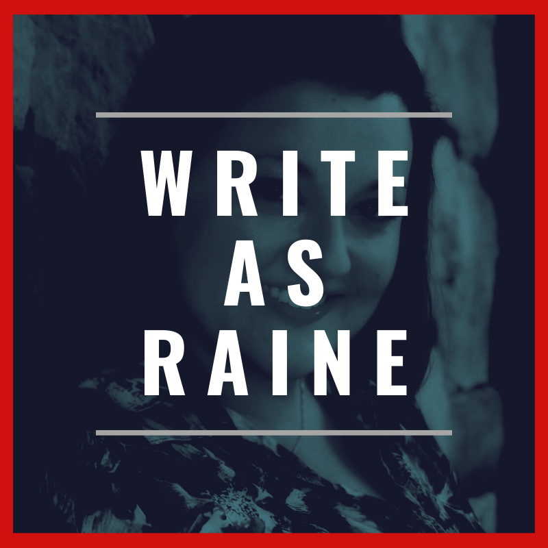 Write as Raine
