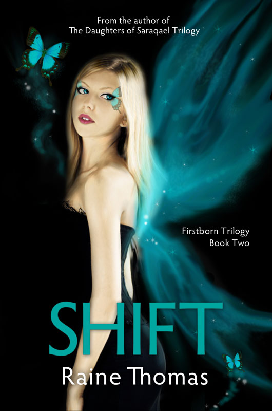 Shift by Raine Thomas