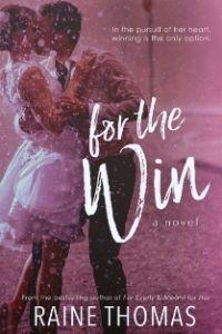 Author Raine Thomas For the Win