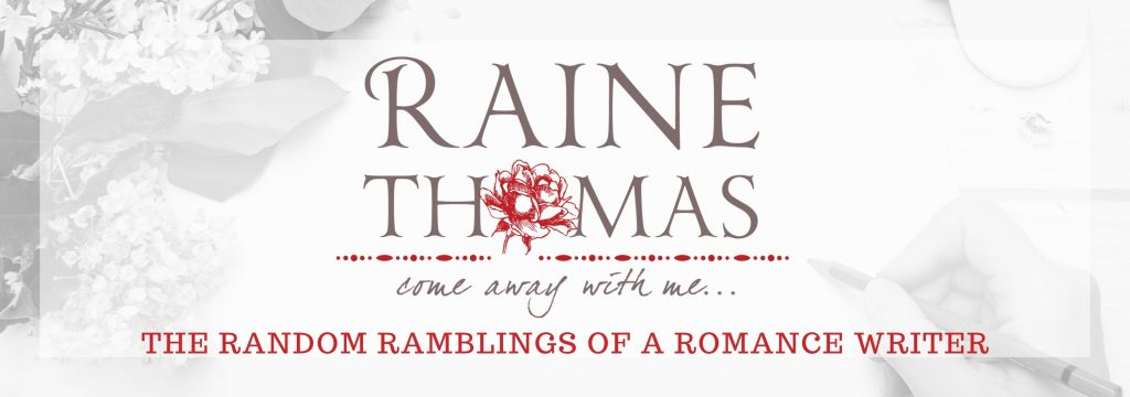 Bestselling Author Raine Thomas