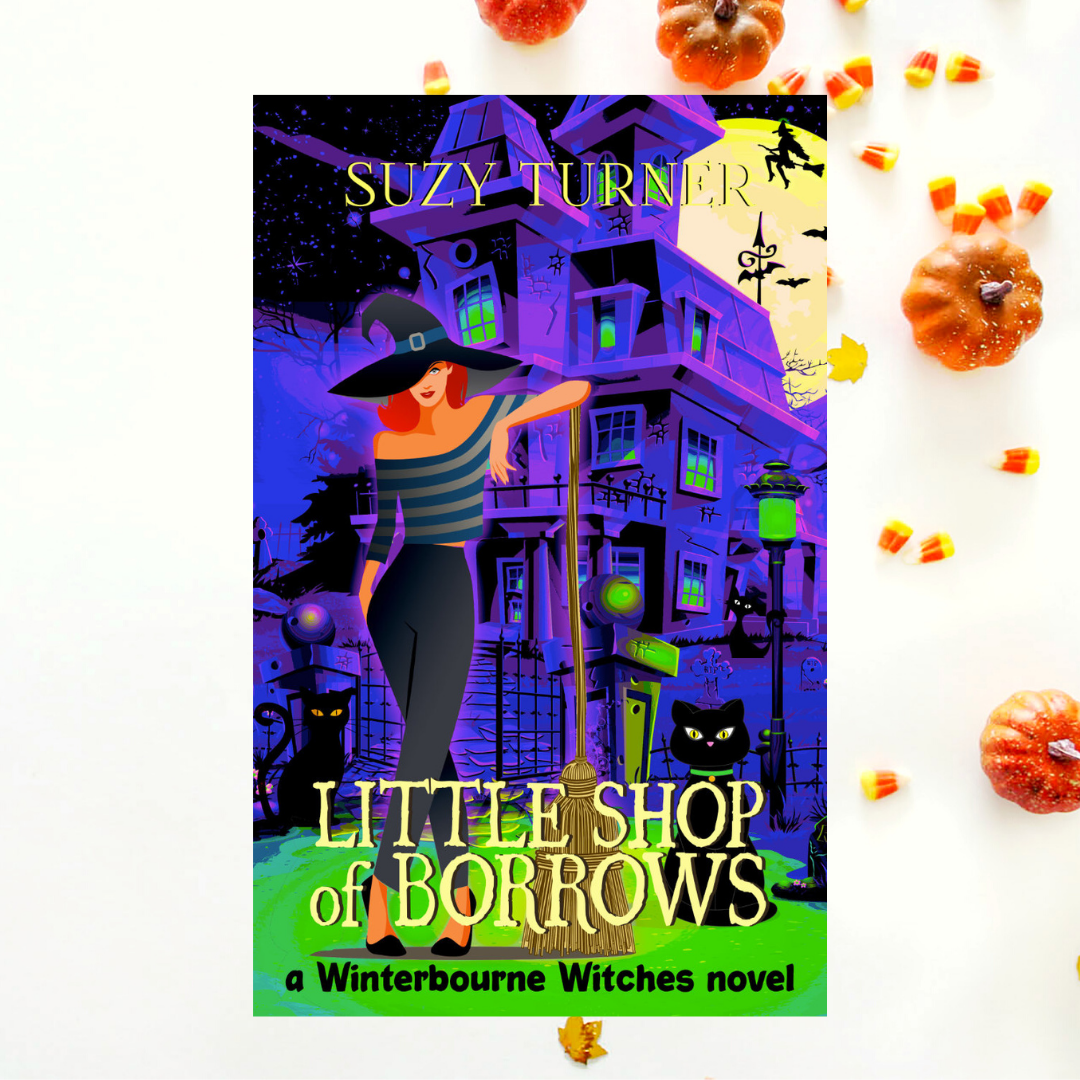 Little Shop of Borrows Featured on Write as Raine