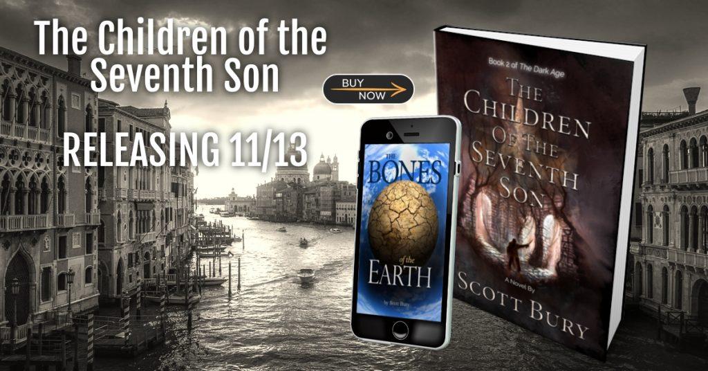 Historical Fantasy Children of the Seventh Son