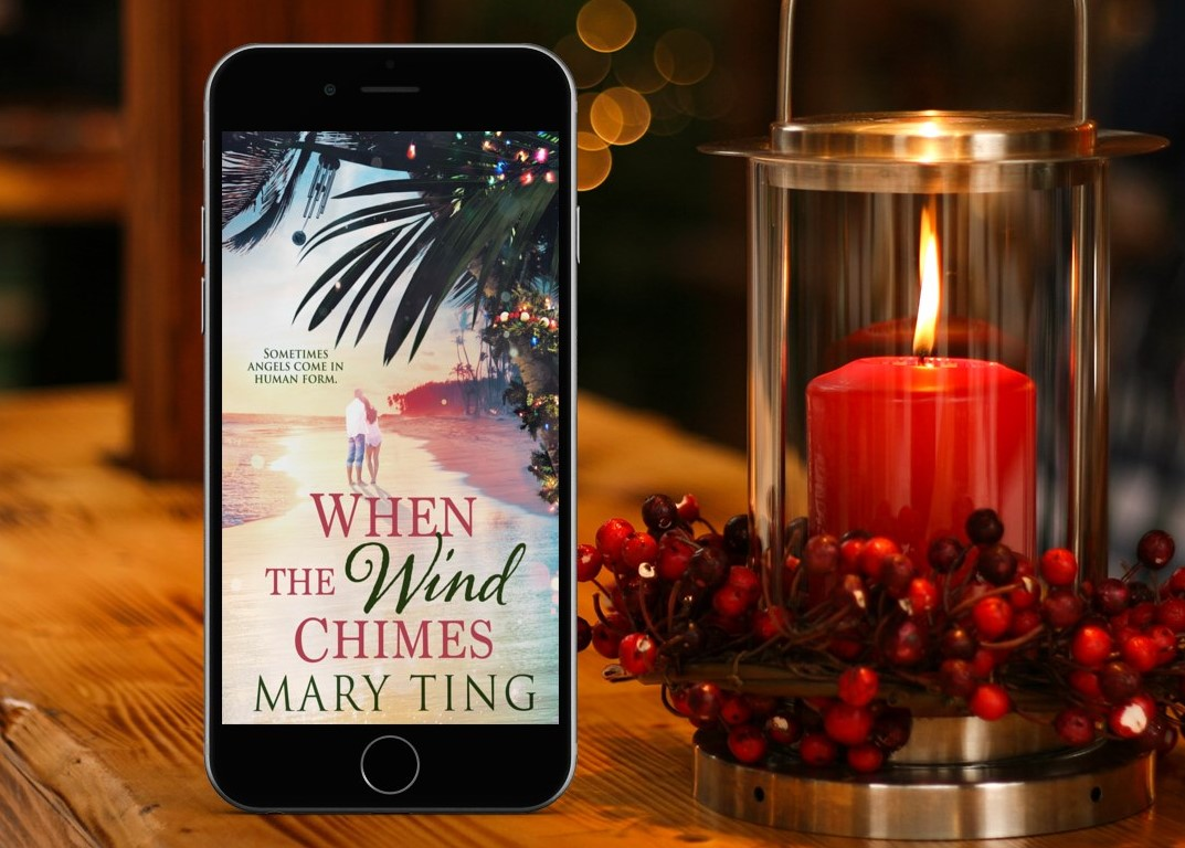 When the Wind Chimes by Mary Ting