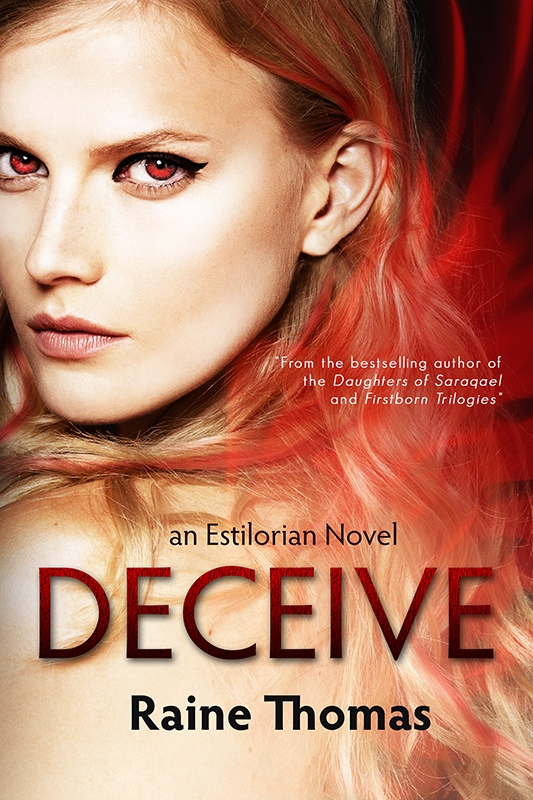 Deceive by Raine Thomas