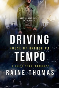 Driving Tempo by Raine Thomas