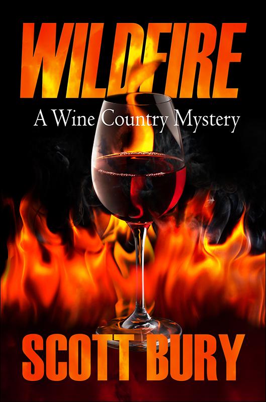 Wildfire by Scott Bury